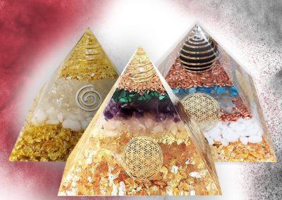 Orgonitpyramiden Kategorie
